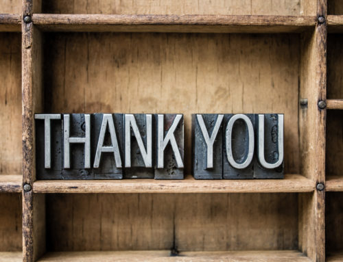 Two Surefire Ways to Create an Attitude of Gratitude