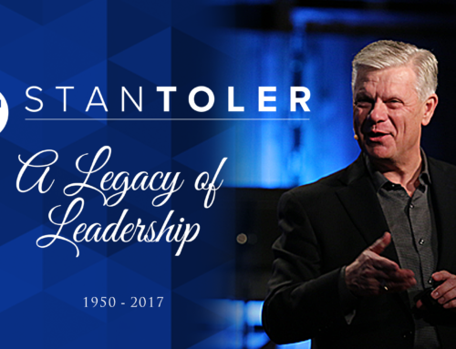 A Legacy of Leadership – Dr. Stan Toler
